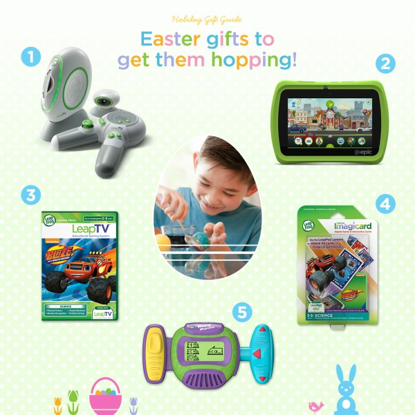 LeapFrog Easter Gift Guide for Older Kids