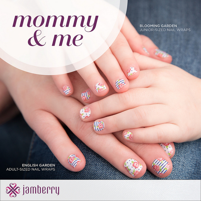 Jamberry Mommy & Me Wraps are a perfect Mother's Day gift!