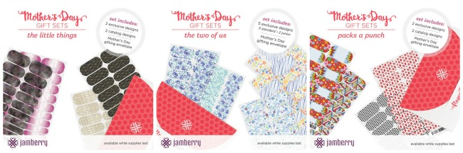A Jamberry Mother's Day gift set is everything mom has always wanted.