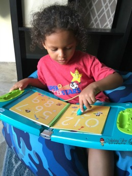 The new #LeapStart from #LeapFrog is a great tool for teaching everything from reading, writing and STEM, to emotional, social and life skills. And it's all tailored to kids ages 2-7! #LeapAhead #LeapFrogMomSquad