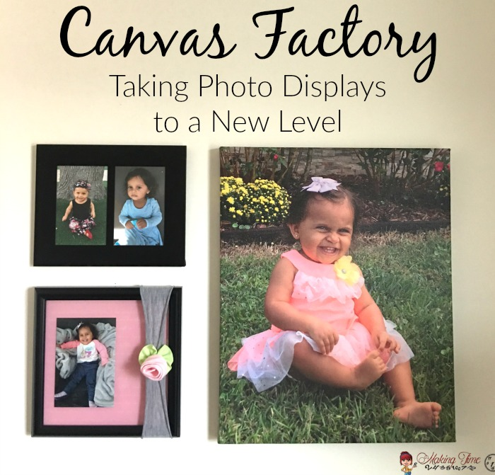 Need some decorating inspiration? A 16 x 20 canvas print from Canvas Factory was exactly what I needed to inspire me to finally decorate my kids' bedroom walls. Head over to the blog to check it out! #canvasprint #CanvasFactory
