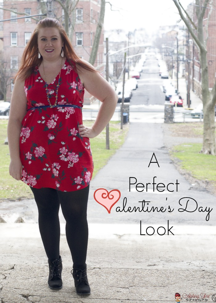 Valentine's Day is almost here and I want to look and feel amazing. Heck, I want to look and feel amazing ALL the time! I've already pieced together a perfect Valentine's Day look for this year and couldn't feel more beautiful! Head over to the blog to check out essential pieces to my perfect look. #iffitsitflatters #alookforeveryleg #berkshirelegs #ValentinesDay #fashion #flauntyourcurves