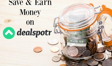 Love saving money? Love earning money? You can easily do both with Dealspotr! #savingmoney #coupons #earnmoney