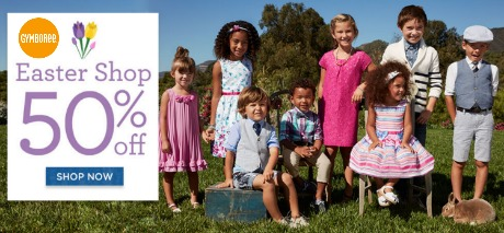 Easter is about a month away and that means it's time to start planning Easter baskets, activities and outfits! Luckily, Gymboree has you covered when it comes to kids' outfits. March 17-19 Gymboree even has 50% off sitewide, so now is the perfect time to get those Easter looks for less! Head over to the blog to check out the looks I pieced together for my kids and let me know which ones you think I should get! #Gymboree #Easter #EasterOutfit #EasterDress