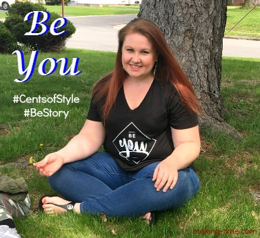 "The new ""Be Series"" graphic tees from Cents of Style is everything we need to aspire to be what we want. Me? I'm choosing to just be me with my new ""Be You"" tee and hopefully I can inspire you to do just that, BE YOU! #CentsofStyle #BeSeries #BeStory #fashion #womensfashion"