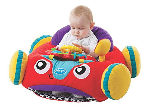 Enter to win a @Playgro Music & Lights Comfy Car! #giveaway #Playgro #comfycar