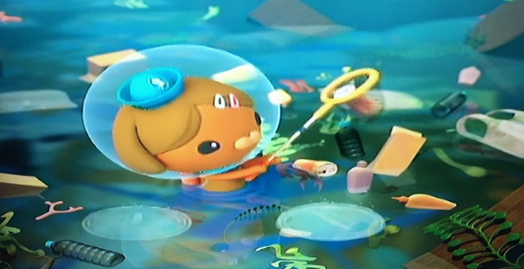 Underwater Adventures with the Octonauts + Fish Biscuit Recipe & Giveaway | NCircle Entertainment