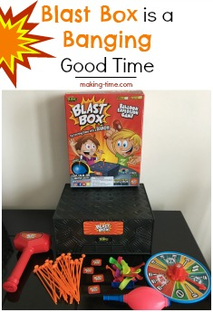 Blast Box is a Banging Good Time! #SummerFun #Zing #picnicgame #BlastBoxGame