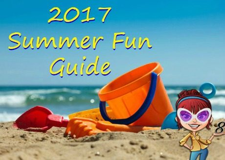 Making Time 2017 Summer Fun Guide #SummerFun