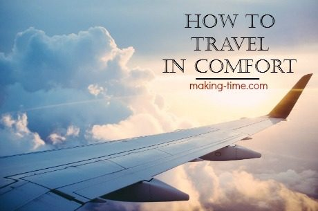 Traveling can be fun and exciting, but also pretty tiring. Follow these tips on how to travel in comfort and you'll return home revived and ready to go. #travel #airplus