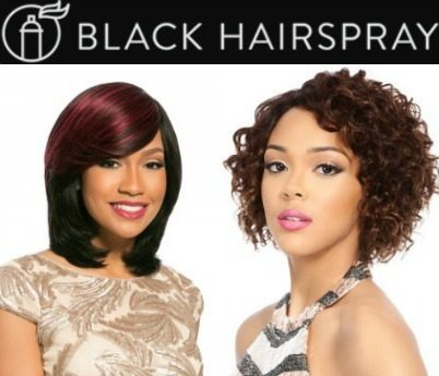 Wigs Are an Easy Way to Change up Your Hairstyle #BlackHairspray