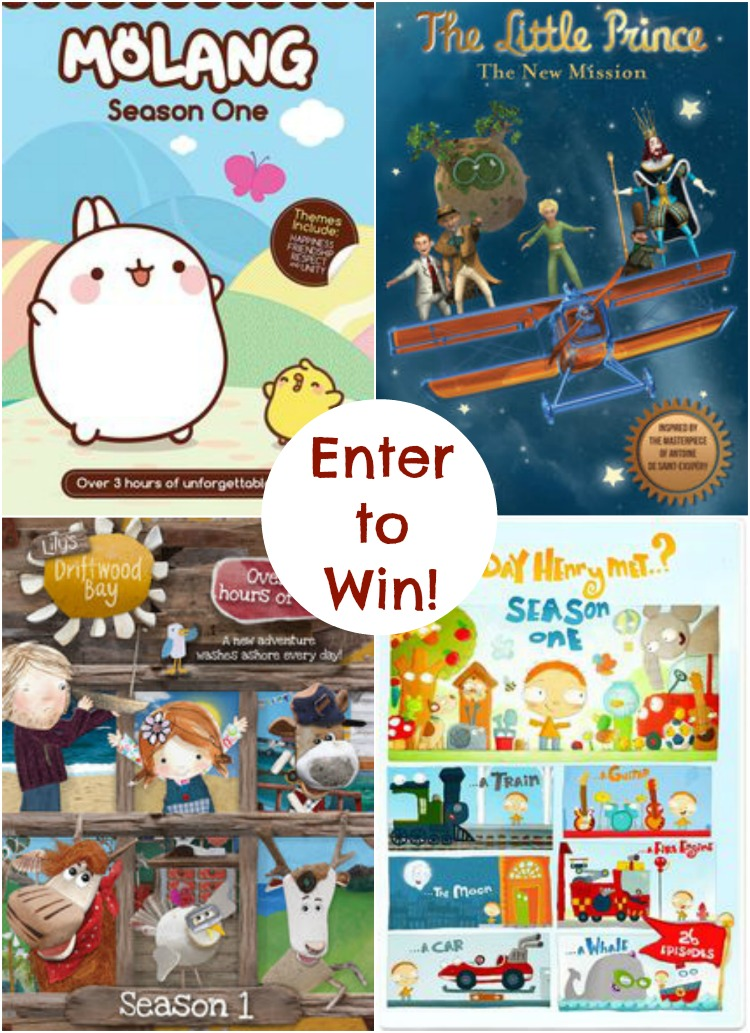 Enter to win all 4 new educational DVD releases from NCircle Entertainment! | #giveaway #NCircleEntertainment #entertowin #DVD #learning #education