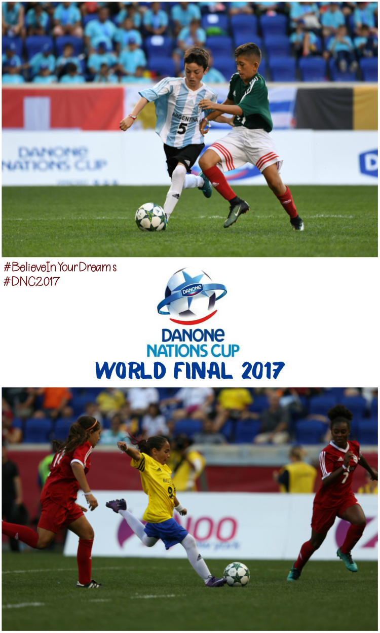 Danone Nations Cup World Final 2017 | #DNC2017 #BelieveInYourDreams #soccer