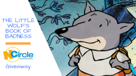 The Little Wolf's Book of Badness + Giveaway   #NCircleEntertainment #DVD #giveaway