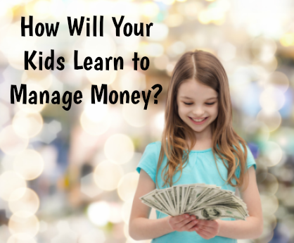 How Will Your Kids Learn to Manage Money? | #BusyKid #allowance #moneymanagement