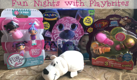 FlipZee Stocking Stuffers & Fun Nights with Playbrites | #JayatPlay #stockingstuffers #HolidayGiftGuide #Playbrites #nightlight