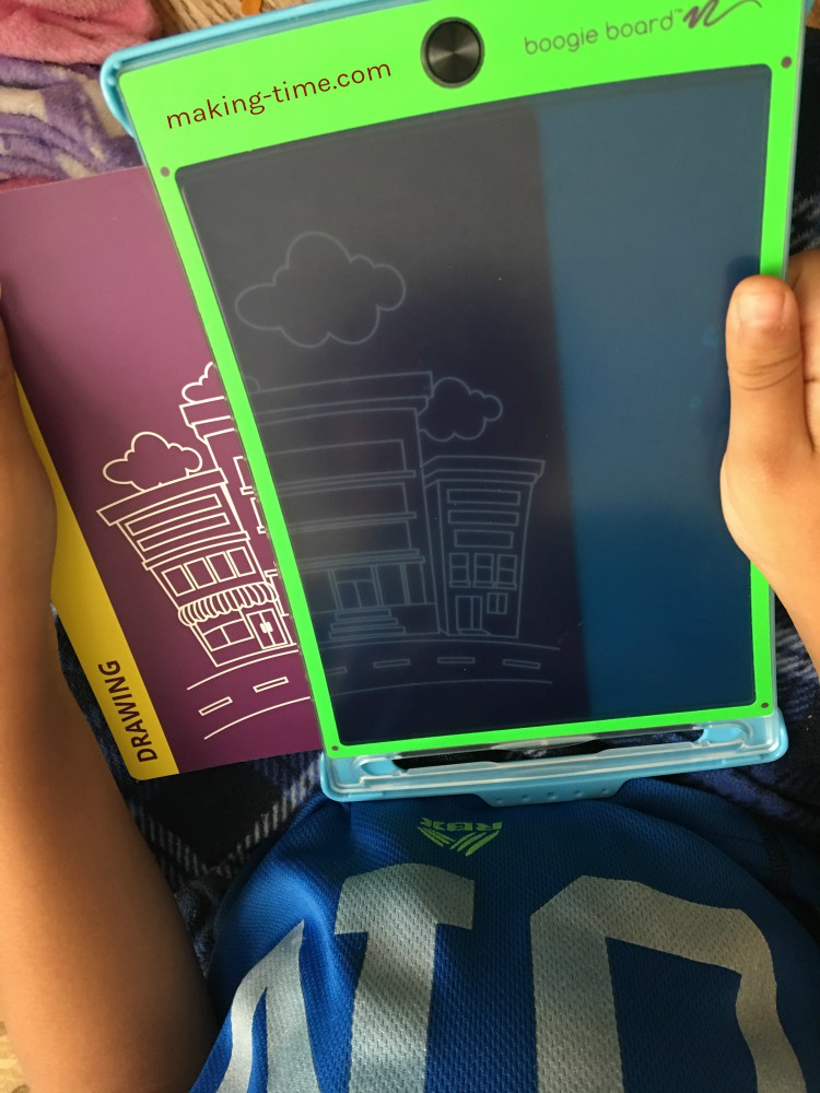 Kids Get Creative with Magic Sketch | #MagicSketch #HolidayGiftGuide #GiftGuide #giftidea