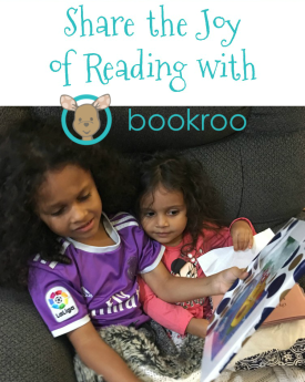 Share the Joy of Reading with Bookroo | #Bookroo #childrensbooks #reading #giftidea #HolidayGiftGuide