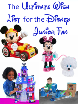 The Ultimate Holiday Wish List for the Disney Junior Fan | #DisneyJunior #Disney #giftidea #HolidayGiftGuide