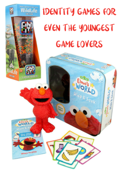 Identity Games for Even the Youngest Game Lovers | #IdentityGames #giftidea #HolidayGiftGuide