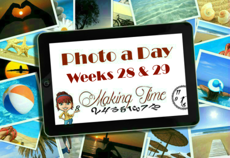 Photo a Day: Weeks 28 & 29 | #photoaday #photoadayforayear