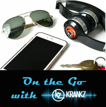 On the Go with Krankz Audio | #KrankzAudio #WirelessHeadphones #BluetoothHeadphones