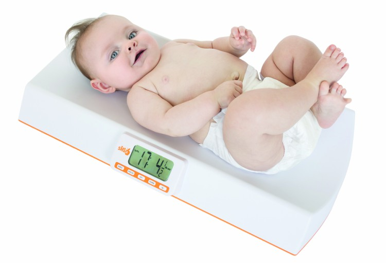 How To Know Your Breastfed Baby is Eating Enough + Giveaway | #EatSmart #babyscale #giveaway #breastfeeding