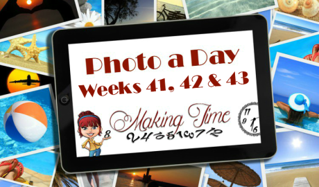 Photo a Day: Weeks 41, 42 & 43 | #photoaday #photoadayforayear