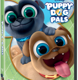 We're Going on a Mission with the Puppy Dog Pals | #PuppyDogPals #DisneyJunior #DVD