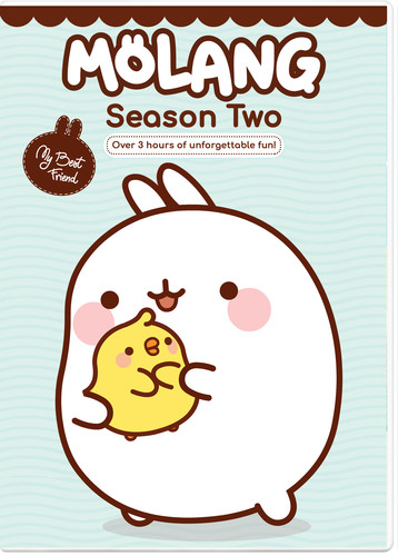 Molang Season 2 on DVD + Giveaway | #giveaway #Molang #NCircleEntertainment