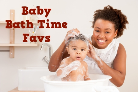 Baby Bath Time Favs | #sheamoisture #SykiBathSupport