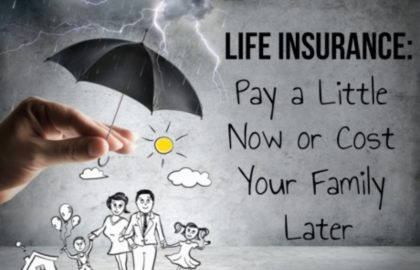 Life Insurance: Pay a Little Now or Cost Your Family Later | #lifeinsurance #JennyLife #ad