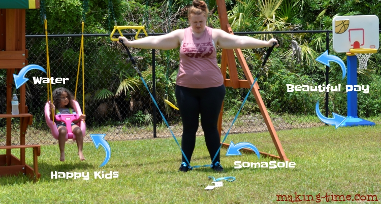 SomaSole Is Helping Me Get My Body Back | #SomaSole #FinesseFitness