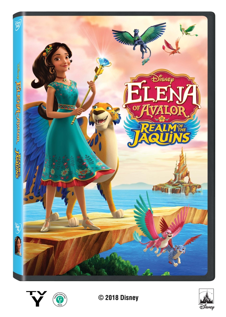 Elena of Avalor: Realm of the Jaquins | #ElenaofAvalor #RealmoftheJaquins #Disney #DisneyJunior