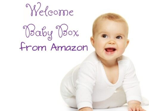 How to Get a Free Welcome Baby Box from Amazon | #free #babybox #Amazon #giftidea #babyshower #babygift