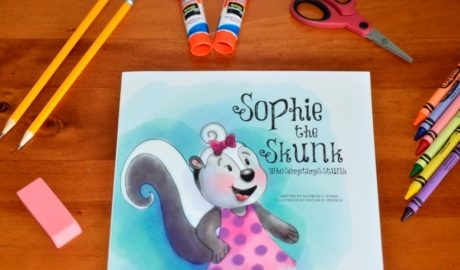 It's Okay to Fail as Long as You Try | #SophietheSkunk #youhavetotry #itsokaytofail