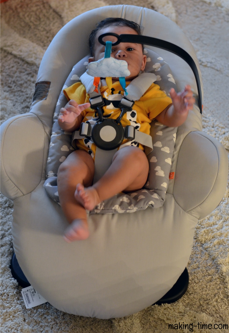 The Stokke Steps Bouncer is Like a Cloud for Your Baby | #Stokke #babybouncer #giftidea #growwithbaby