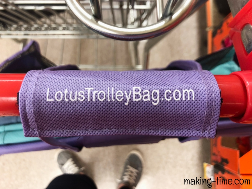 Lotus Trolley Bag Giveaway | #reusablebag #giveaway #LotusTrolleyBag