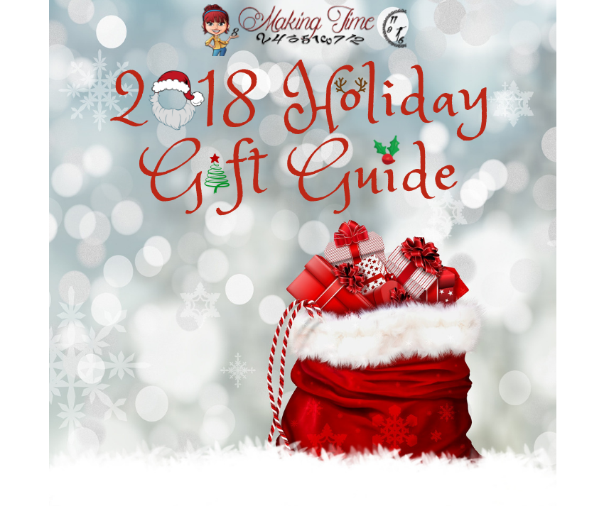 2018 Holiday Gift Guide | @HolidayGiftGuide #giftideas #giveaway