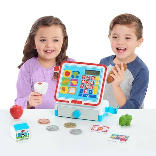 Classic Childhood Toys for Today's Generation of Kids   #HolidayGiftGuide #giftsforkids #giftideas #TheOregonTrail #FisherPrice
