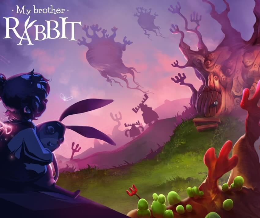 My Brother Rabbit: Coping With Real Emotions Through Imagination   #MyBrotherRabbit #giveaway #HolidayGiftGuide #giftideas #giftsforkids