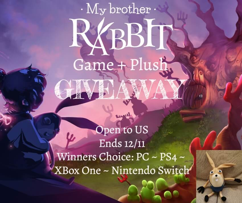 My Brother Rabbit: Coping With Real Emotions Through Imagination | #MyBrotherRabbit #giveaway #HolidayGiftGuide #giftideas #giftsforkids