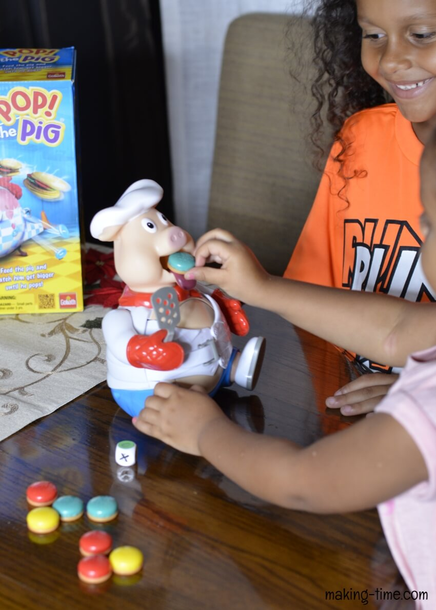 Family-Friendly Games Make the Holidays Complete | #HolidayGiftGuide #giftsforkids #giftideas #PressmanToy #GoliathGames