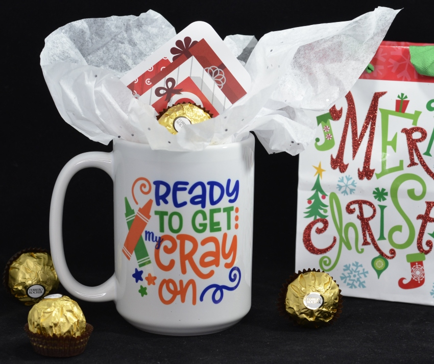Teacher Holiday Gift Idea from Ink Villain | #InkVillain #coffeemug #giveaway #teachergift #giftidea #HolidayGiftGuide