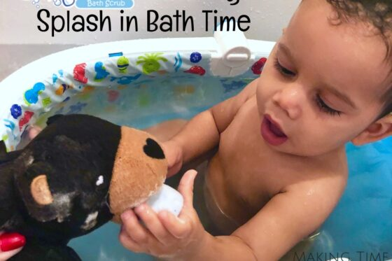 SoapSox is Making a Splash in Bath Time ~ #SoapSox #bathtime #playtime
