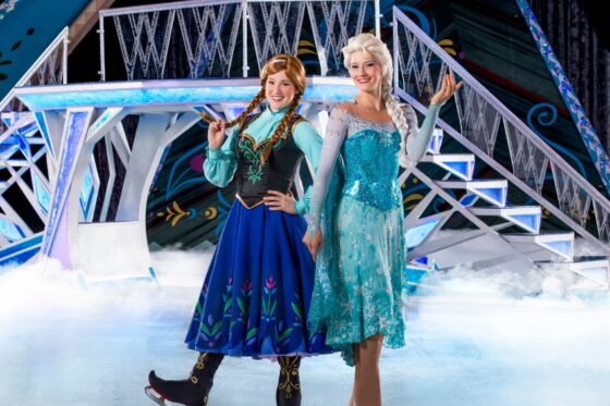 Disney On Ice Presents Frozen at Hertz Arena + Giveaway ~ #DisneyOnIce #FrozenOnIce #HertzArena #giveaway #DisneySMMC
